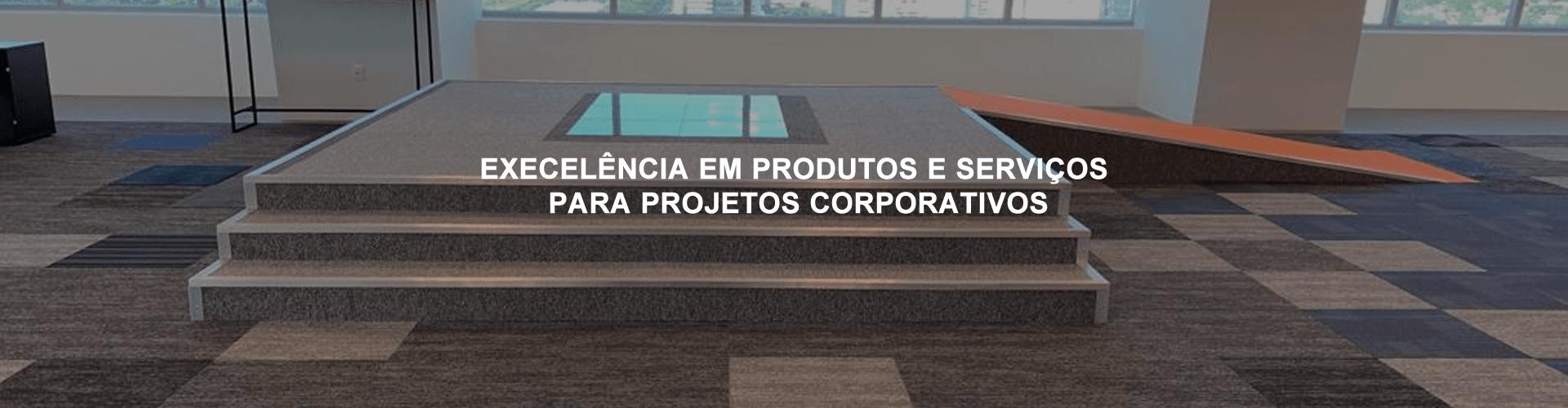 Carpetes para Ambientes Empresariais