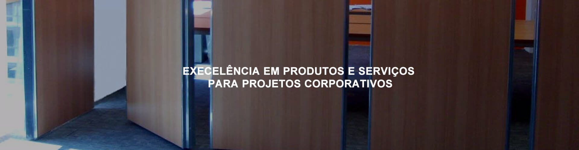 Móveis para Ambientes Corporativos
